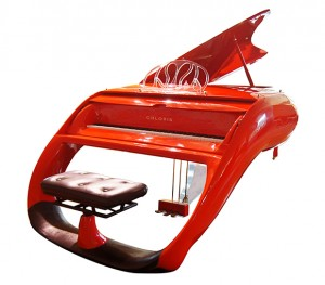 Car-concept-piano