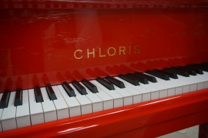 Chloris-keyboard-red